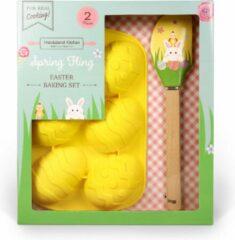 Gele Handstand Kitchen Paas / Lente Bak Set