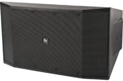 Electro-Voice EVID S10.1DB 2x 10 inch passieve subwoofer 1600W