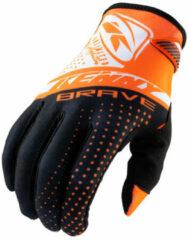 Oranje Kenny Junior Brave Glove fietshandschoenen