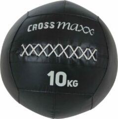 Crossmaxx® PRO wall ball 9 kg - zwart