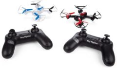 Witte Velleman RCQC5 - SKY FIGHTER - SET MET 2 BATTLE DRONES