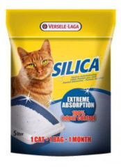 Versele-Laga Silica Silicagel - Kattenbakvulling - 5 l 2.3 kg