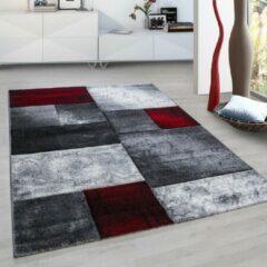 Ayyildiz Design Vloerkleed - Hawaii - Grijs / Rood - 160x230 CM - Laagpolig