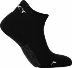 Rexy Enkel Sportsokken - Unisex - Zwart - Medium (1 paar)