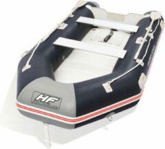 Bestway Hydro Force Boot - Mirovia Pro Set - Rubberboot - Opblaasbaar - Blauw/Wit