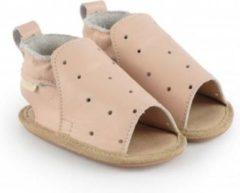 Roze Boumy babyslofjes Sam Pastel Pink