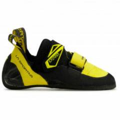 Gele La Sportiva Katana allround klimschoenen voor heren 38.5