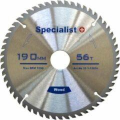 SSpecialist+ Cirkelzaagblad hout 160 x 36T x 30/20/16