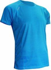 Avento Sportshirt - Heren - Aqua - S