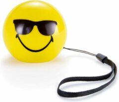 Gele Bigben BT15 - Bluetooth Speaker - Smiley Cool
