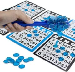 Blauwe HOT Games Bingo Magic Wand