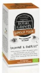 Groene Royal Green Royal groen Immune & Energy Capsules
