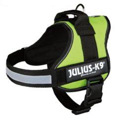 """Rode """"Julius k9"""" """"Julius k9 power-harnas voor hond / tuig voor voor labels rood maat 0/58-76 cm"""""""