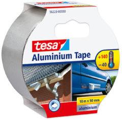 Tesa Aluminium tape Zilver (l x b) 10 m x 50 mm Polyacrylaatzuurester Inhoud: 1 rollen