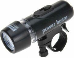 Zwarte XQ Max Fietslamp 5x Led Powerbeam