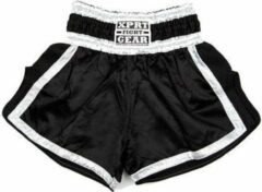 XPRT Fight Gear XPRT thaiboks broekje zwart S