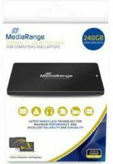 MediaRange MR1002 internal solid state drive 240 GB SATA II, SATA III 2.5