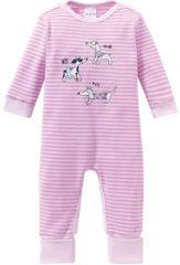 Rosa Baby Schlafanzug Gr. 92 Mädchen Kleinkinder