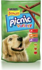 Bonzo Picnic Variety - Hondensnacks - 100 g - Hondenvoer