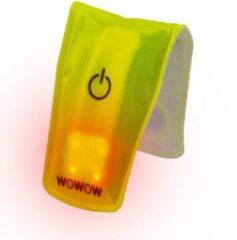 Gele WOWOW Magnetlight 2.0 - usb oplaadbaar