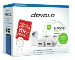 Witte Devolo Magic 2 WiFi next Multiroom Kit - Powerline Adapter - NL