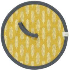 Gele Fresk speendoekje Havre vintage yellow