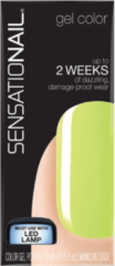 Sensationail Gel Polish Nagellak - Kiwi Squeeze 7,39 ml