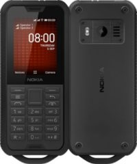 Nokia 800 Tough 6,1 cm (2.4 ) 0,5 GB 4 GB Hybride Dual SIM Zwart 2100 mAh