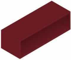 Royal plaza Intent open onderkast 100x45x30cm purper rood