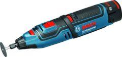 Bosch Professional GRO 12 V-LI Multitool - Roterend - Zonder accu en lader - Met L-BOXX