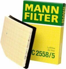 MANN FILTER Filtre a op C2558 / 5