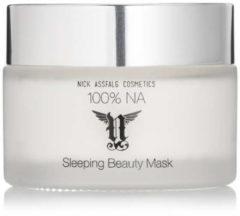 Nick Assfalg 100% Sleeping Beauty Gesichtsmaske