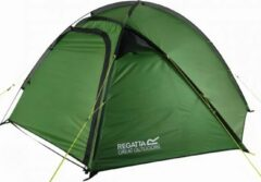 Regatta 3-persoons Tent Montegra Polyester/polyetheen Groen