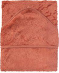 Roze Timboo badcape - Apricot Blush