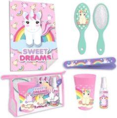 Unicorn Sweet Dreams Reisset - 6-delig - Multi