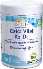 Be-life Calci Vital K2 D3-60 Caps
