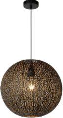Zwarte Tahar - orientalisch gestaltete Pendelleuchte