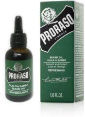 Proraso Baardolie Leave-in Refreshing