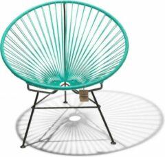 Condesa stoel turquoise - Originele Silla Acapulco draadstoel