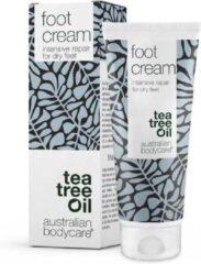 Australian Bodycare | Foot Cream 100ml | Verzorgende voetcrème met 100% natuurlijke Tea Tree Olie