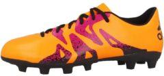 Adidas performance Fußballschuhe X 15.4 FxG adidas performance gelb
