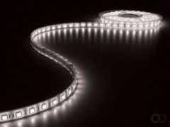 EtiamPro Flexibele Led Strip - Koud Wit 6500K - 300 Leds - 5M - 24V