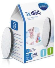 Brita MicroDisc (VE3) - Karaffen-Filter f.FillServe/FillGo MicroDisc (Inhalt: 3)
