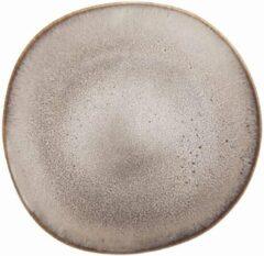 Bruine LIKE BY VILLEROY & BOCH - Lave - Dinerbord 28cm Beige