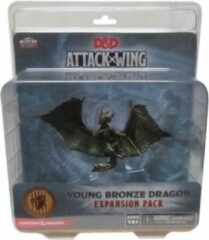 Wizkids D&D Attack Wing Wave 5 - Young Bronze Dragon