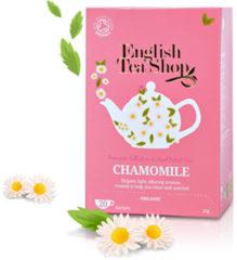 English Tea Shop Kamille Biologisch 20st