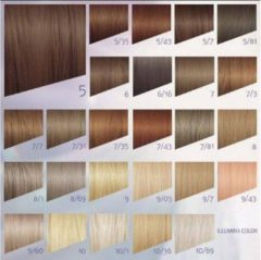 Wella Professionals Wella - Color - Illumina Color - 9/60 Zeer Licht Violet Natuurlijk Blond - 60 ml