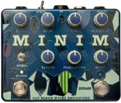 Old Blood Noise Endeavors Minim Reverse Modulated Delay / Reverb Pedal