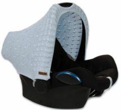Blauwe Baby's Only Kabel Teddy - Zonnekap Maxi Cosi Autostoel - Baby Blauw