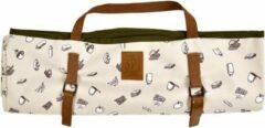 Bruine Esschert design Picknickkleed doodle